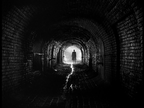 Film Noir The Third Man Vienna Seedy Underworld