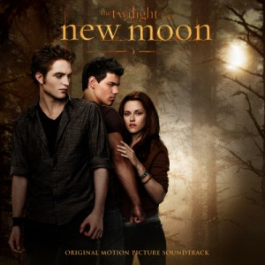 New Moon soundtrack cover