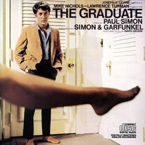The Graduate soundtrack cover