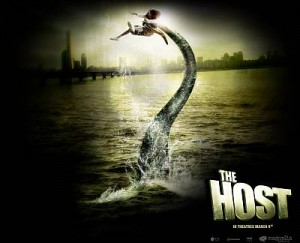 Gwoemul the Host movie