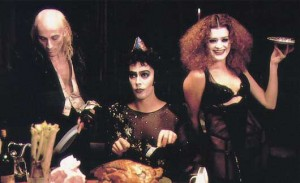 Rocky Horror Picture Show dinner