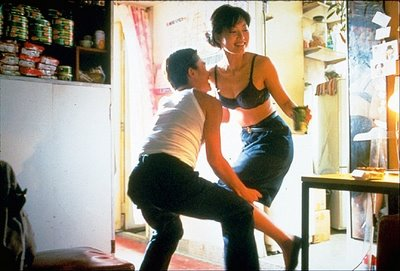 power of men in chungking express Many critics and reviewers have noted how chungking express transforms hong kong from setting to character, an urban environment that mirrors and promotes the alienation and coping strategies implemented by all four protagonists.