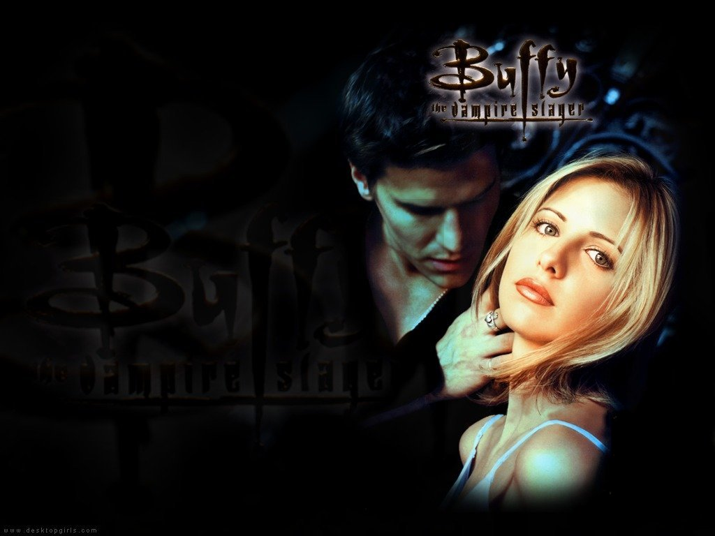 Buffy - Wallpaper