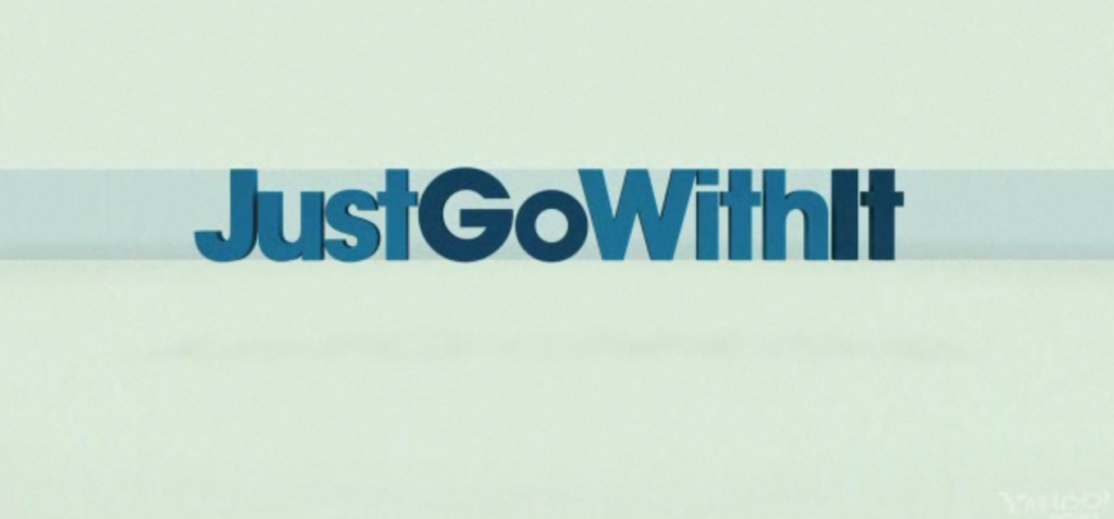 Movie Trailer: Adam Sandler in 'Just Go With It' - PopOptiq