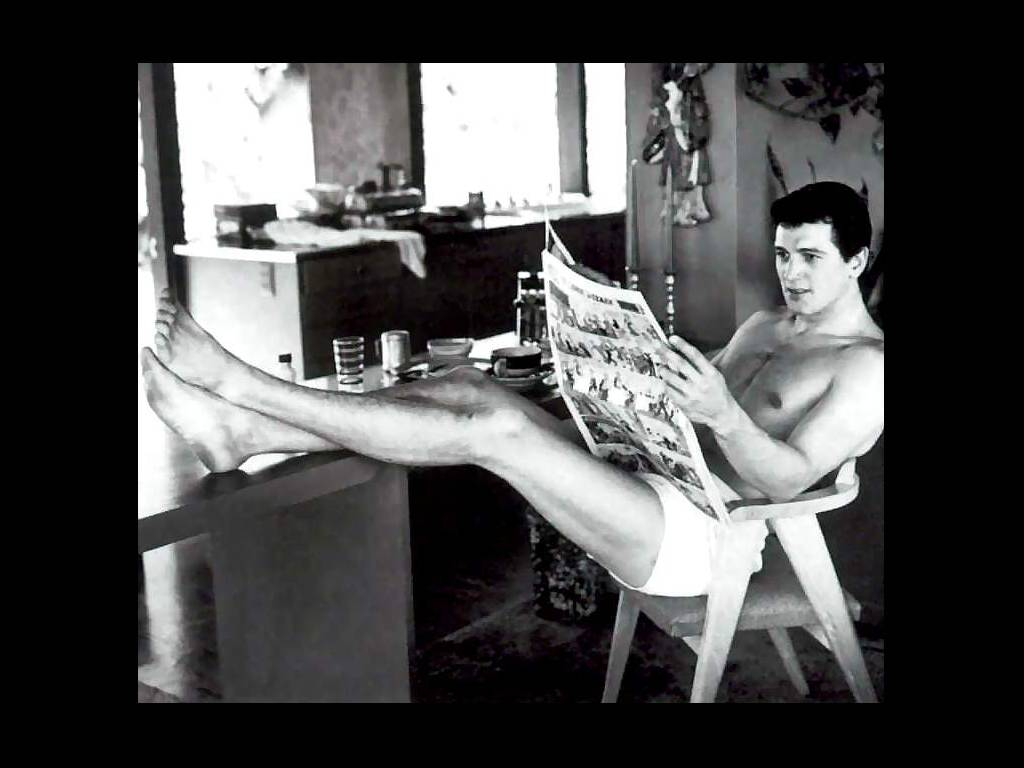 proclaimed Rock Hudson