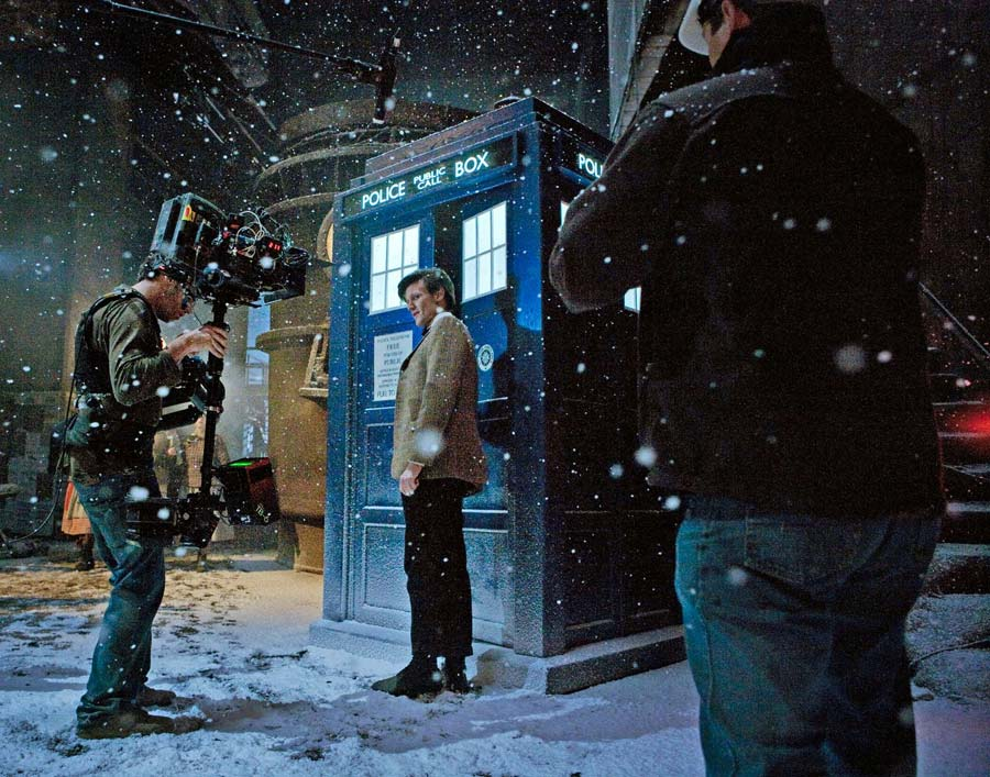 2010 Doctor Who Christmas special