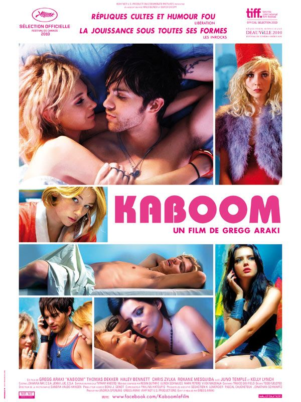 "Gregg Araki's ""Kaboom"" finally gets a Trailer"