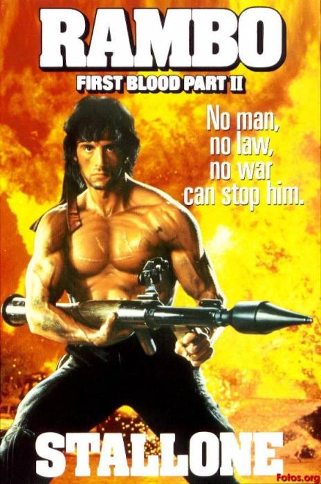 Let's Learn Some Things From Rambo!