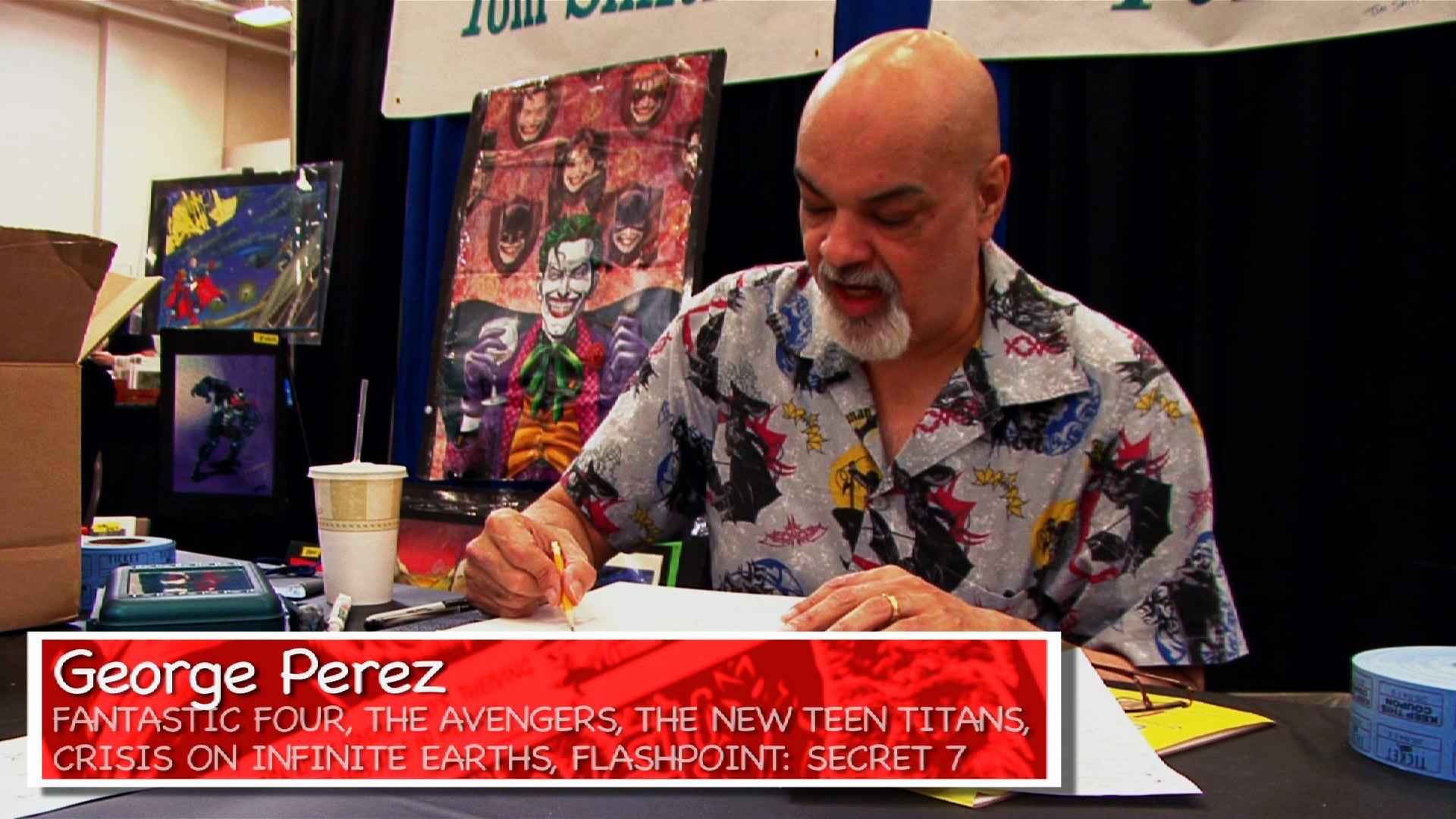 Web Series: Comic Book Storytellers: Episode 1