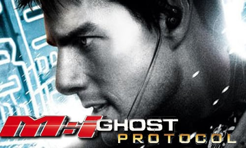 mission impossible ghost protocol 2011. Mission: Impossible film,