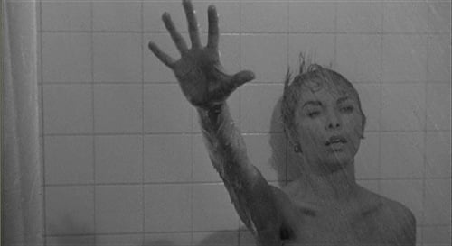 Psycho 1960 Alfred HItchcock Janet Leigh pic 2