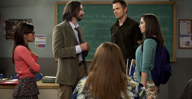 Community – Season 3, Episode 2: 'Geography of Global Conflict'