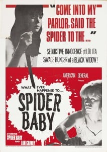 Greatest Horror Films Spider Baby