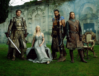 GAME OF THRONES SEASON 2 Production Trailer | Sound On Sight