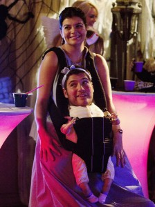 Penny and Max costume, Happy Endings