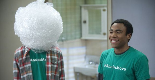 Community – Season 3, Episode 7: Studies In Modern Movement