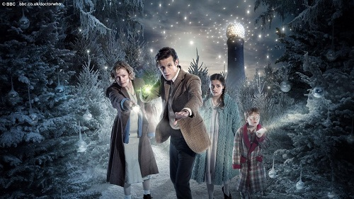 "Doctor Who Christmas Special, ""The Doctor, the Widow and the ..."