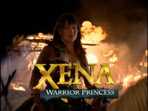 The Televerse #14- Xena: Warrior Princess with Ro Karen