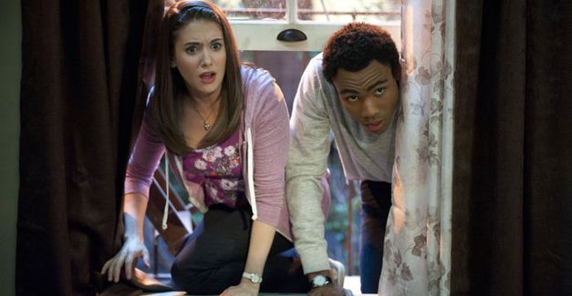 Community – Season 3, Episode 9: Foosball And Nocturnal Vigilantism