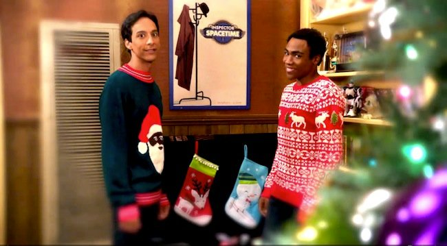 Community – Season 3, Episode 10: Regional Holiday Music