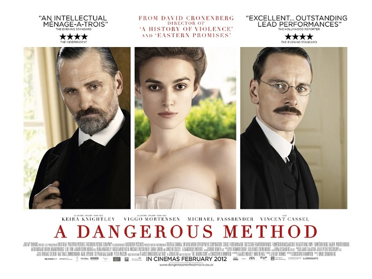 a-dangerous-method-poster - PopOptiq A Dangerous Method Poster
