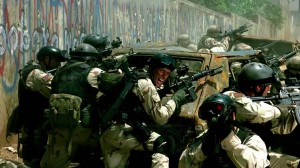 William Fichtner, Black Hawk Down