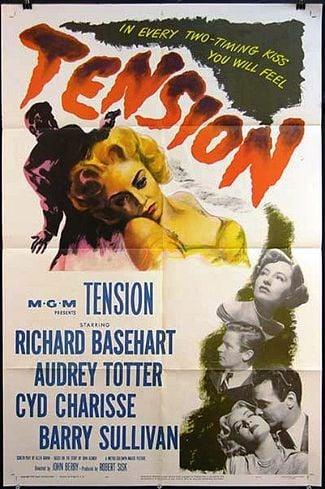 TensionPoster(VintageFilmNoir)