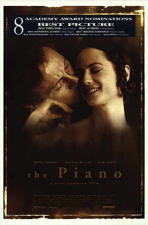 Academy Mistakes: 'The Piano' for Best Original Score