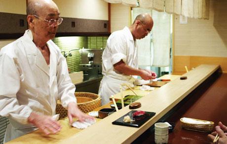 'Jiro Dreams of Sushi' – effective, ultimately heartfelt, and handled deftly