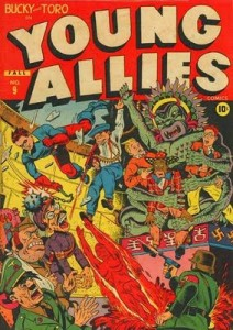 Young Allies#9