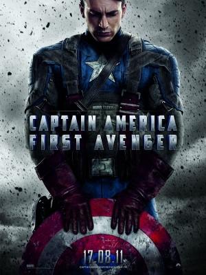 A sombre Captain America