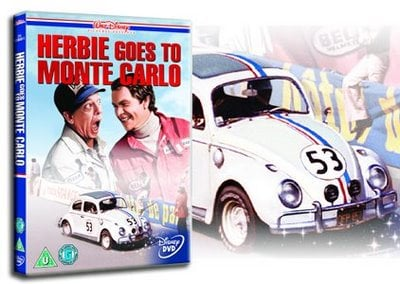 Mousterpiece Cinema, Episode 38: 'Herbie Goes to Monte Carlo'