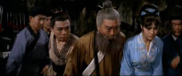 Shaw Brothers Saturdays: 'The Sword and the Lute' ends its trilogy, but is also one chapter too many