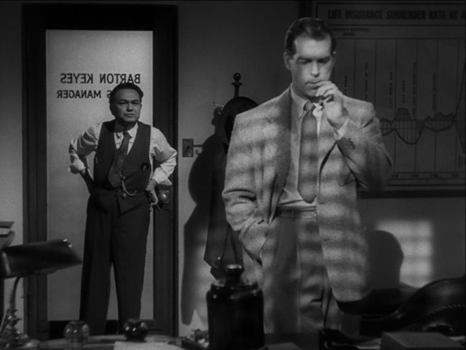 Double Indemnity Shows A Cool Cat S Frightening Dual