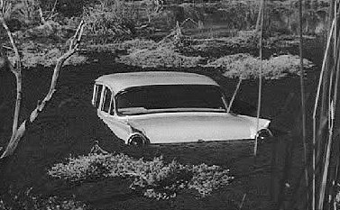 Marion's Car in the Swamp