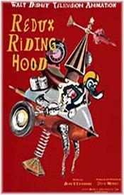 walt disney red riding hood