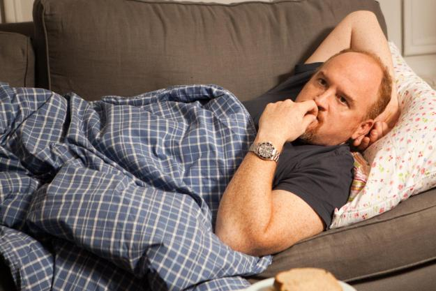 "Louie, Ep. 3.01: ""Something Is Wrong"" probes the inarticulate man"