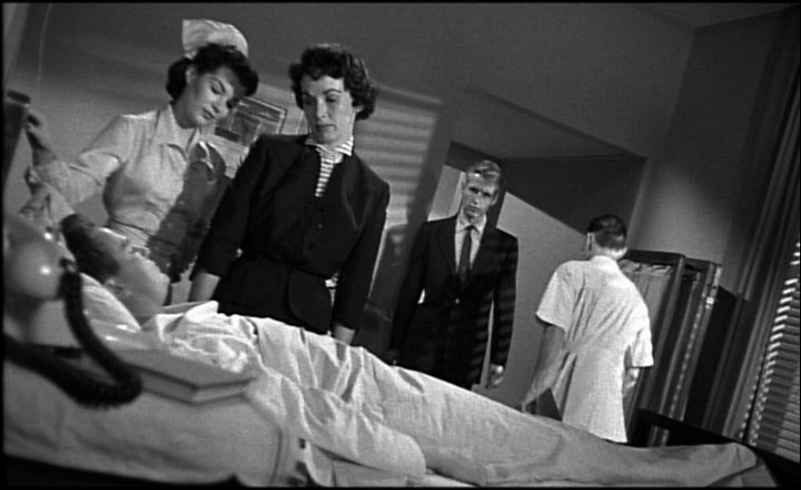 'Kiss Me Deadly' is low on love, but high on attitude