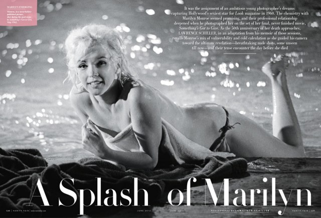 The Death of Marilyn Monroe, The Birth of James Bond