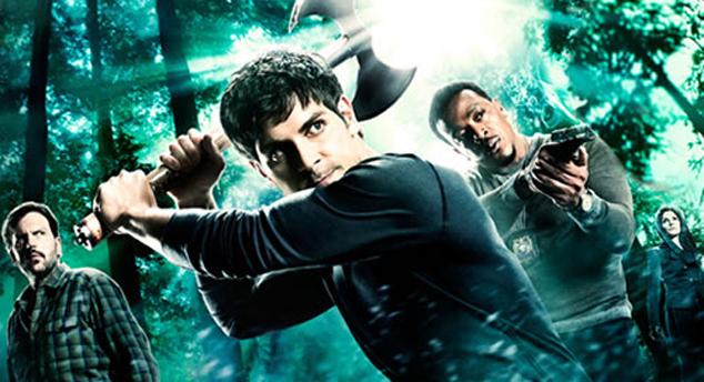 Grimm Season 2 Banner