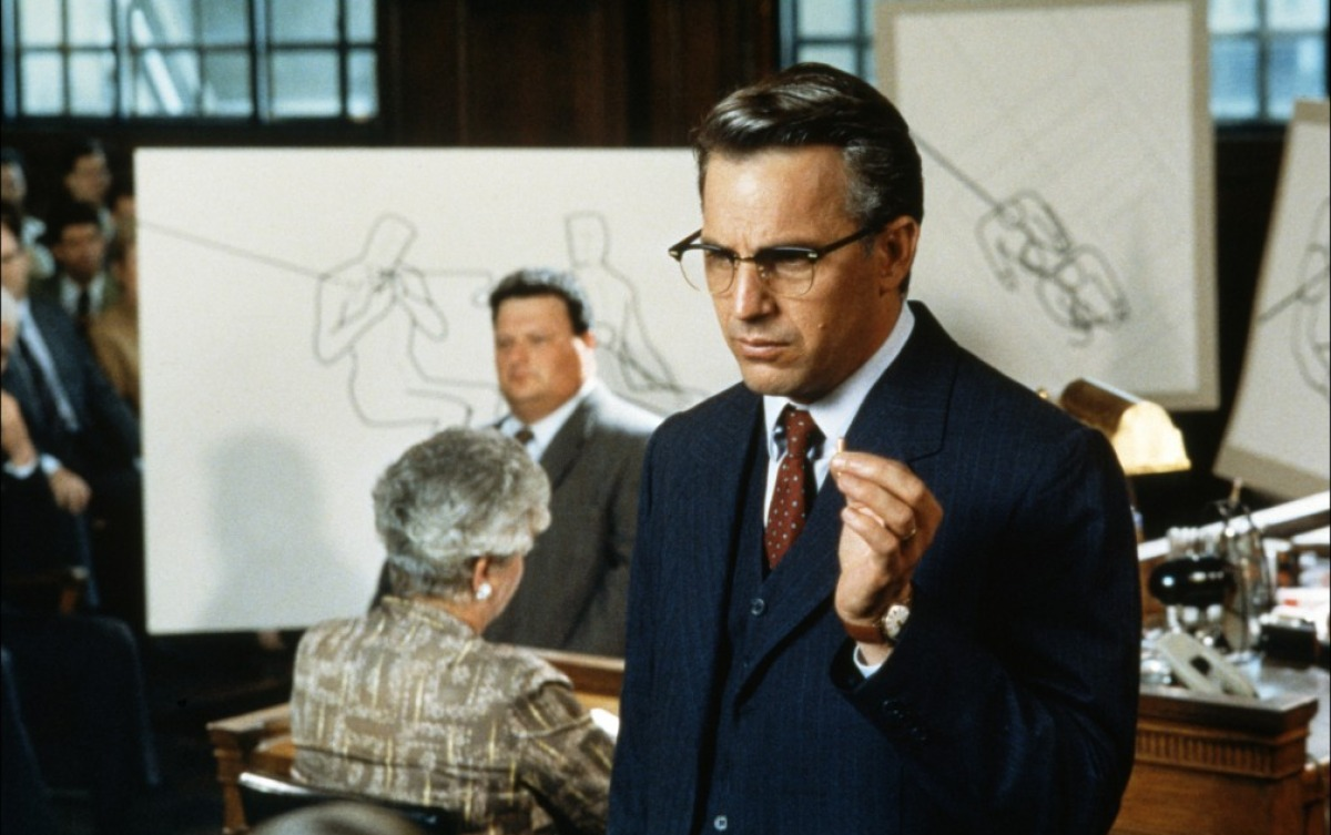 Unsung Gems – 'JFK' Oliver Stone's boldest effort