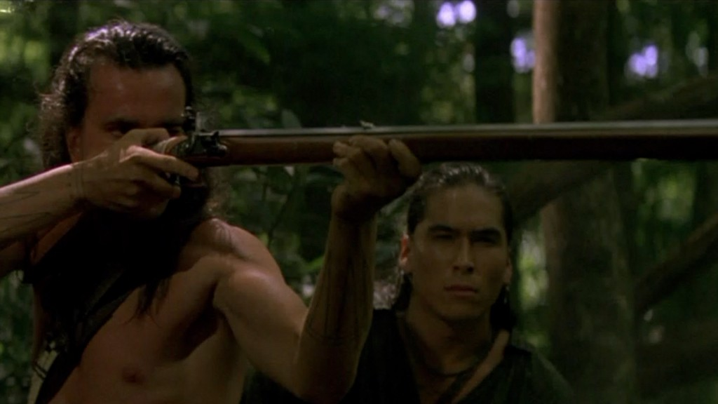 Daniel Day Lewis & Eric Schweig (The Last of the Mohicans)