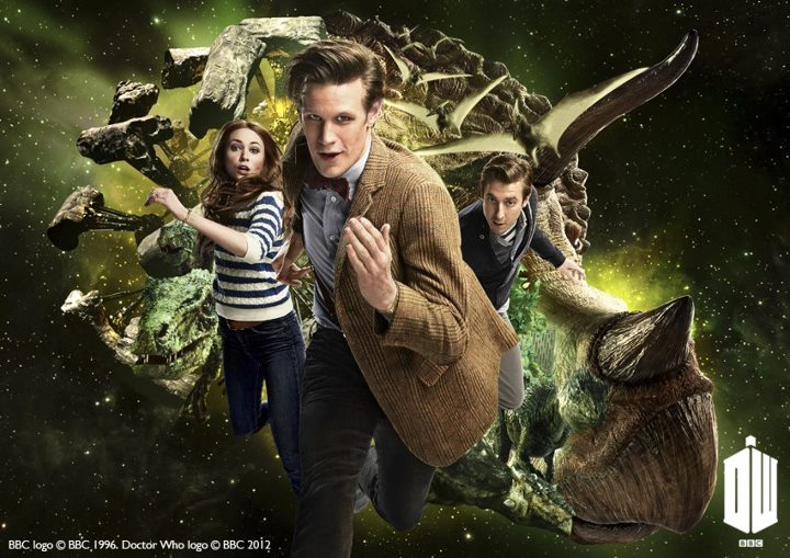Doctor Who Podcast Episode 30: 'Dinosaurs on a Spaceship'