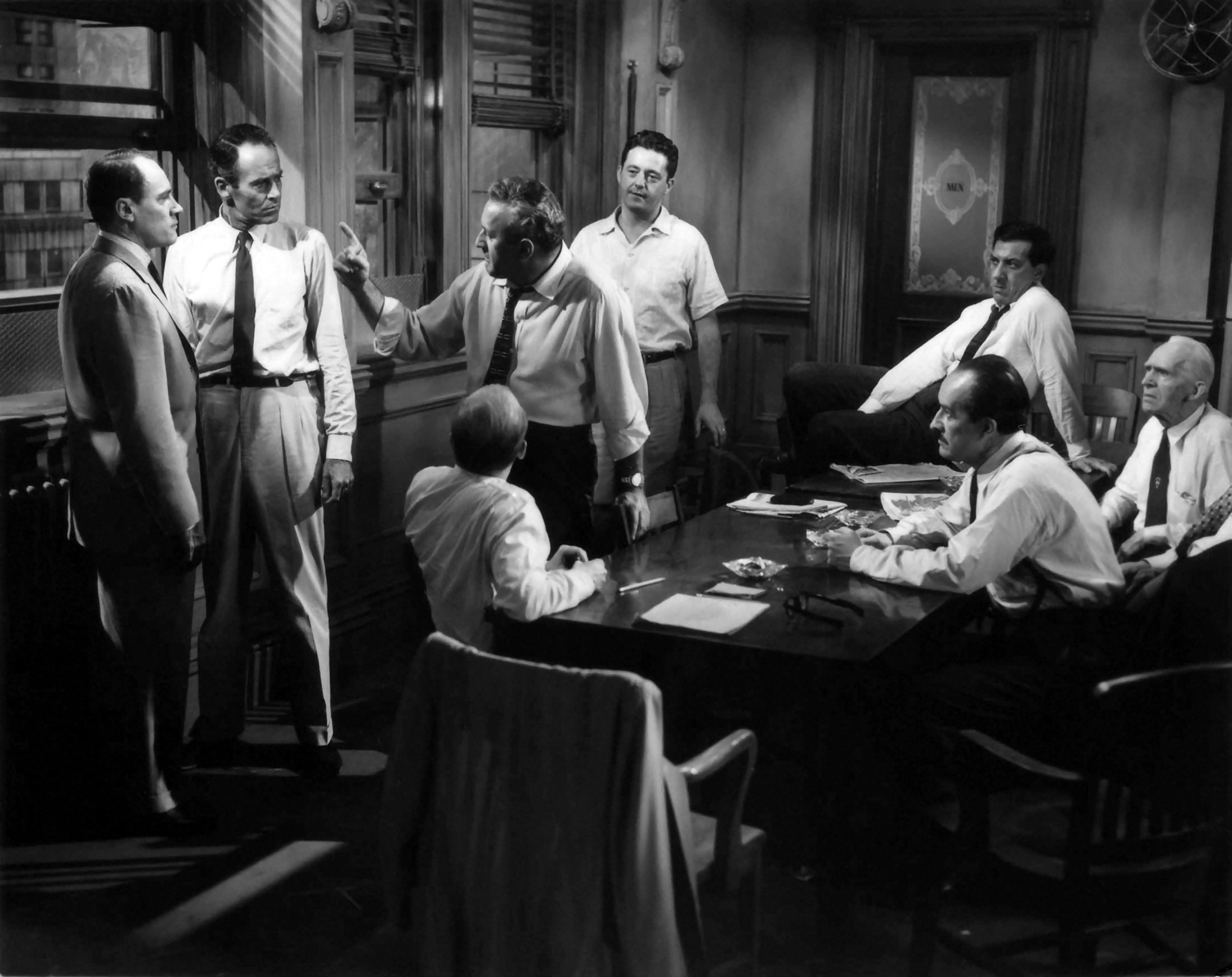 Great Movie Moments: '12 Angry Men' – Turn Your Back