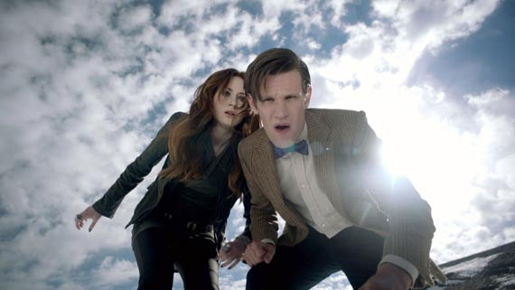 """Doctor Who Ep. 7.01, """"Asylum of the Daleks"""": Tightly-paced premiere glosses over flaws with fun"""