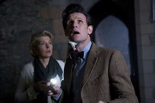 "Doctor Who Ep. 7.04, ""The Power of Three"": Wonderful character beats save messy plot"