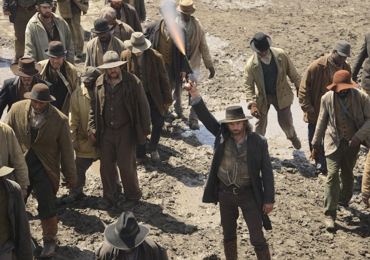 "Hell on Wheels, Ep. 2.04, ""Scabs"": Hardwicke directs compelling episode"