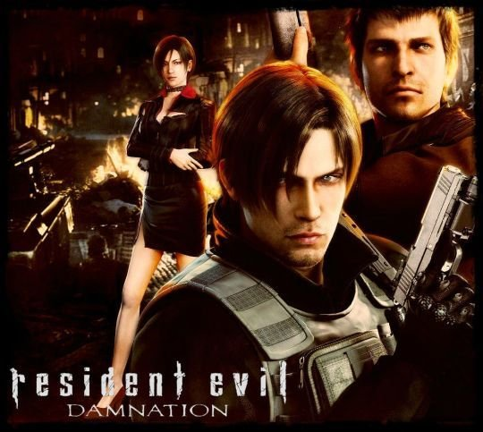 Contest Enter To Win Resident Evil Damnation Dvd Or Blu Ray Popoptiq