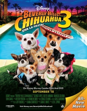 Beverly Hills Chihuahua 3 Viva La Fiesta Enormously Silly And Lightweight Popoptiq