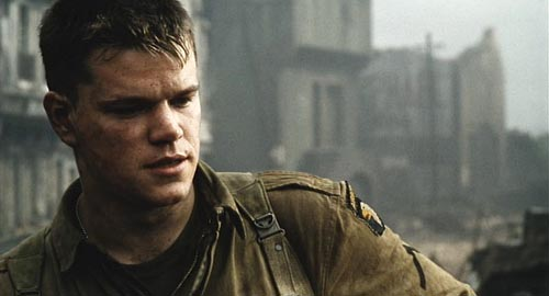 Matt Damon (Saving Private Ryan)